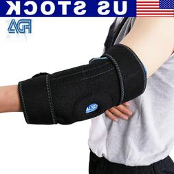 Hot Cold Ice Gel Pack Therapy Support Brace Wrap For Elbow K