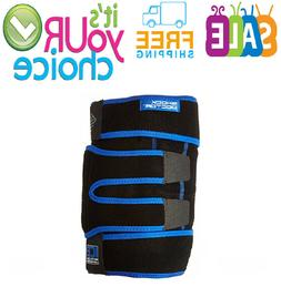 Shock Doctor ICE Pack Recovery Compression Knee Wrap Brace F