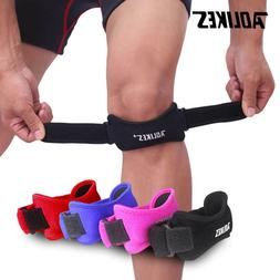 Jumpers Runners Outdoor Sport Knee Strap Support Band Patell