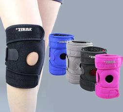 Kids Boys Girls Sport Cycling Skate Adjustable Strap Knee Br