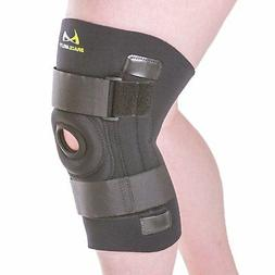 BraceAbility Knee Brace for Large Legs and Bigger People wit