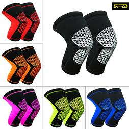 Knee Brace Compression Protection Basketball Meniscus Suppor