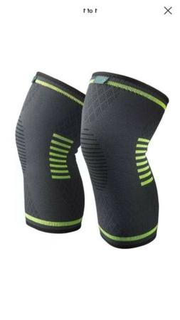 Sable Knee Brace Compression Sleeve FDA Approved Supports Sm