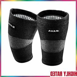 KNEE BRACE Compression Sleeve Support Joint Pain Arthritis R