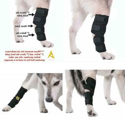 Knee Brace For Dogs Hock Protector ACL Therapeutic Dog Rear