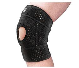 Knee Brace Support Adjustable Strapping Non-Slip Breathable