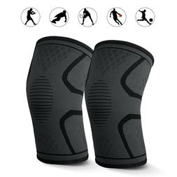 Knee Brace Support Compression For Arthritis ACL LCL MCL Spo