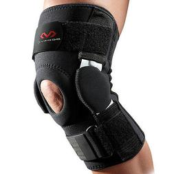 knee brace with dual disk hinges