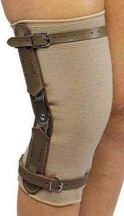 OTC Knee Brace with Hinged Bars Professional Orthopaedic Bra