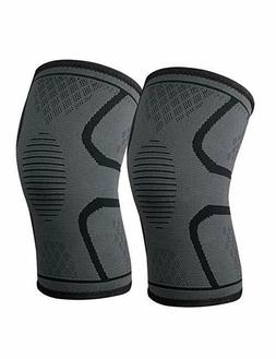 Knee Compression Sleeve for Men and Women by RiptGear OEM -