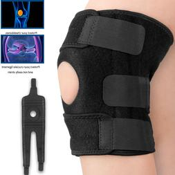 Knee Open Pattela Brace Support Protector Wrap Stabilizer Fo