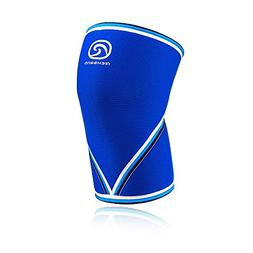 Rehband 7mm Knee Sleeve - Model 7051 Original Blue )