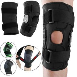 Knee Sleeve Compression Brace Support For Sport Joint Pain A