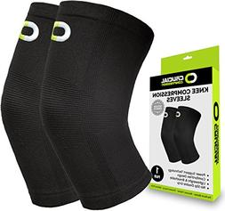 Knee Brace Compression Sleeve  - Best Knee Support Braces fo