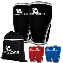 knee sleeve squat support compression