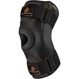 Shock Doctor Knee Stabilizer with Flexible Knee Stays - Blac