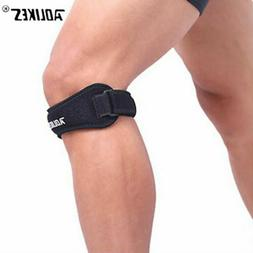 AOLIKES Knee Strap Patella Support Brace Semi-Soft Men Women