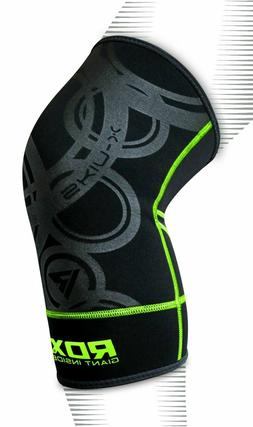RDX Knee Support Cap Protector Brace Leg Injury Wrap Sleeve