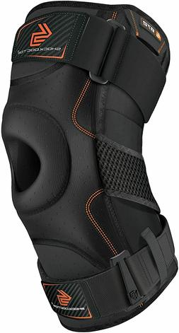 New Shock Doctor Knee Support Dual Hinges Performance Level