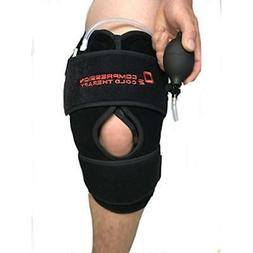 NEW O2 Cold and Compression Knee Wrap