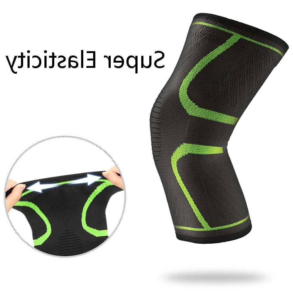WorthWhile 1 <font><b>Knee</b></font> <font><b>Pads</b></font> Nylon Fitness Patella Brace Volleyball Support