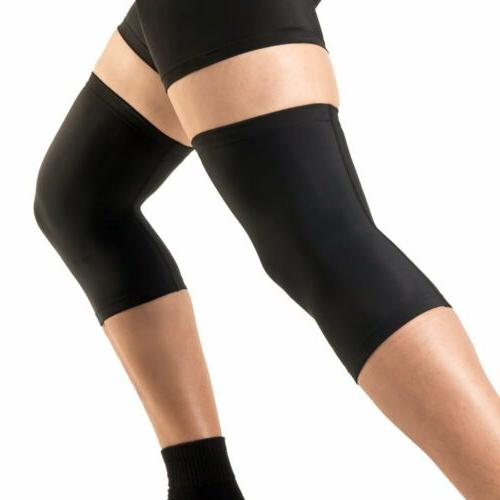 2PCs Sleeve Compression Breathable Sports