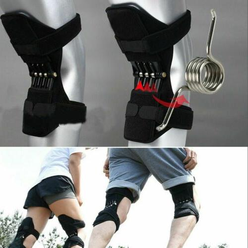 2pcs Support Brace Pads Patella Outdoor Hiking Gym New