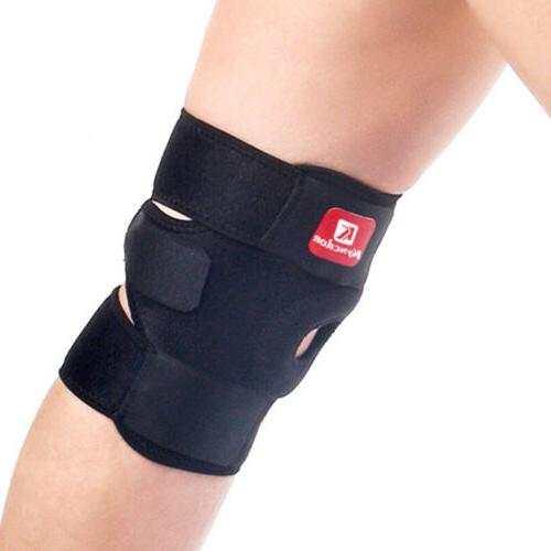 Knee Support Sleeve Open Guard