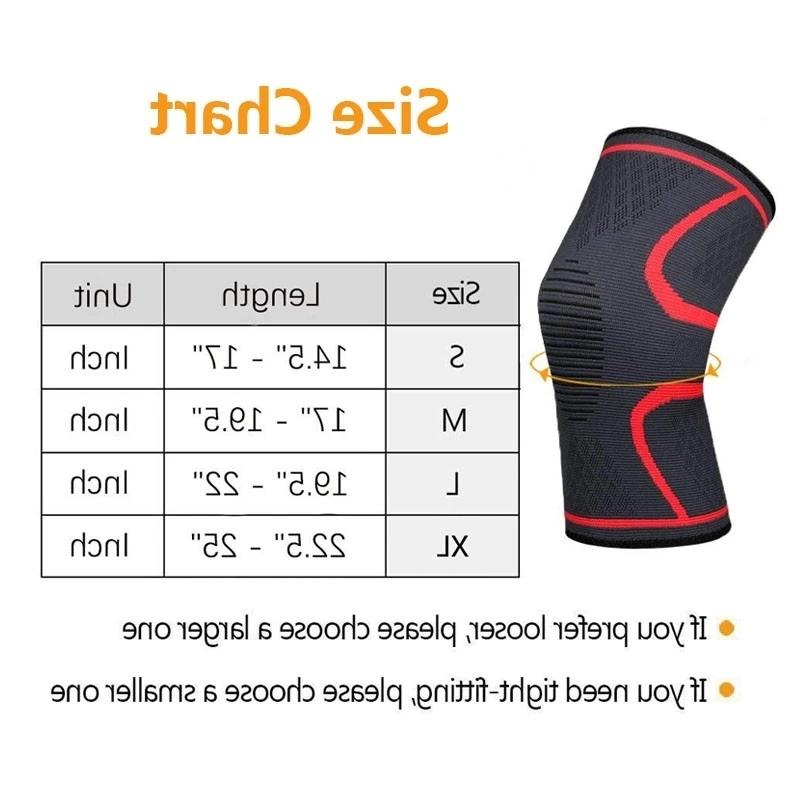 2pcs Brace Support For Sport Joint Relief