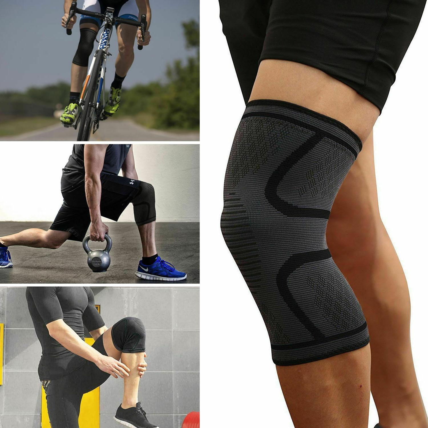 2pcs Brace Support For Sport Joint Pain Arthritis Relief
