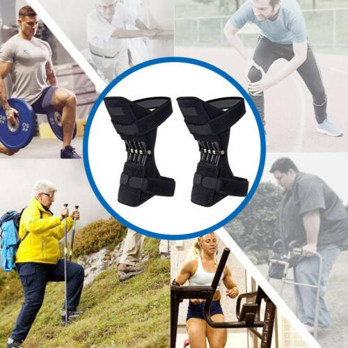 2X Support Brace Booster Leg Pad Pain