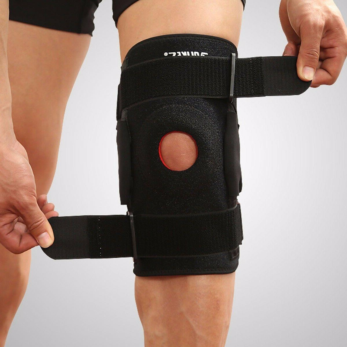Hinged Open Patella Support ACL US