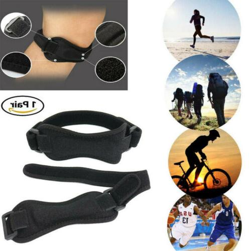 2x soft patella brace knee protector belt