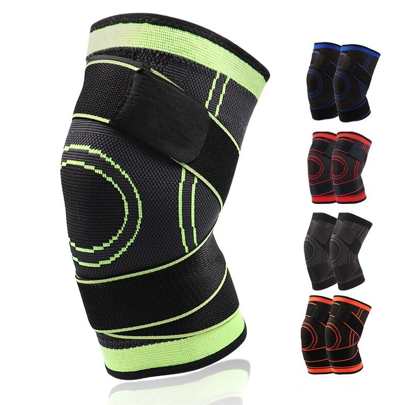 3D Weaving Knitted Pads Basketball Meniscus Sports