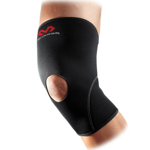 402 knee support brace sleeve open patella