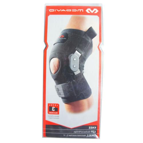 Mcdavid New PS Hinged Knee Stabilizer Support