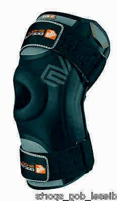 SHOCK DOCTOR 870 KNEE STABILIZER BRACE with FLEXIBLE SUPPORT