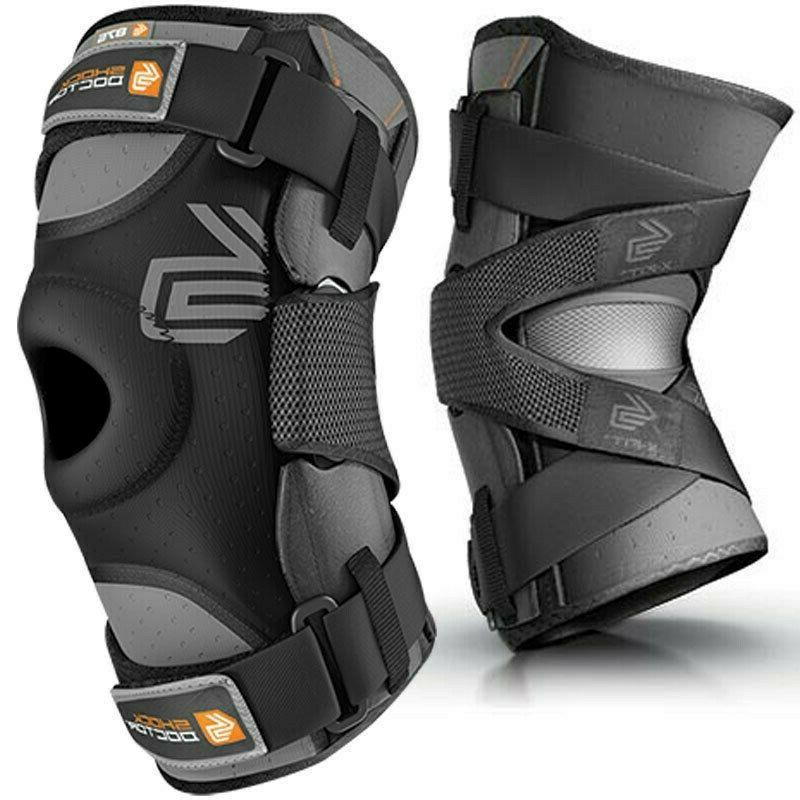 875 hinged knee brace small new in