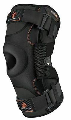Shock Doctor 875 Ultra Knee Support with Bilateral Hinges Br