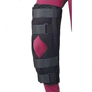 "Bird & Cronin 08142743 Tri-Panel Knee Immobilizer, 18"" Lengt"