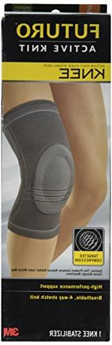 3M  Active Knit Knee Stabilizer 48189EN