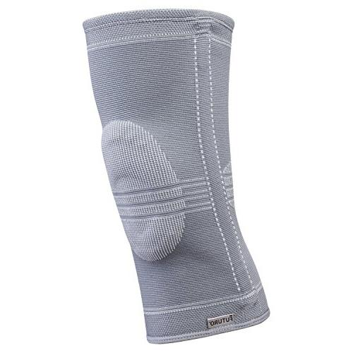 Futuro Knit Knee Stabilizer, Stabilizing Support, Large,