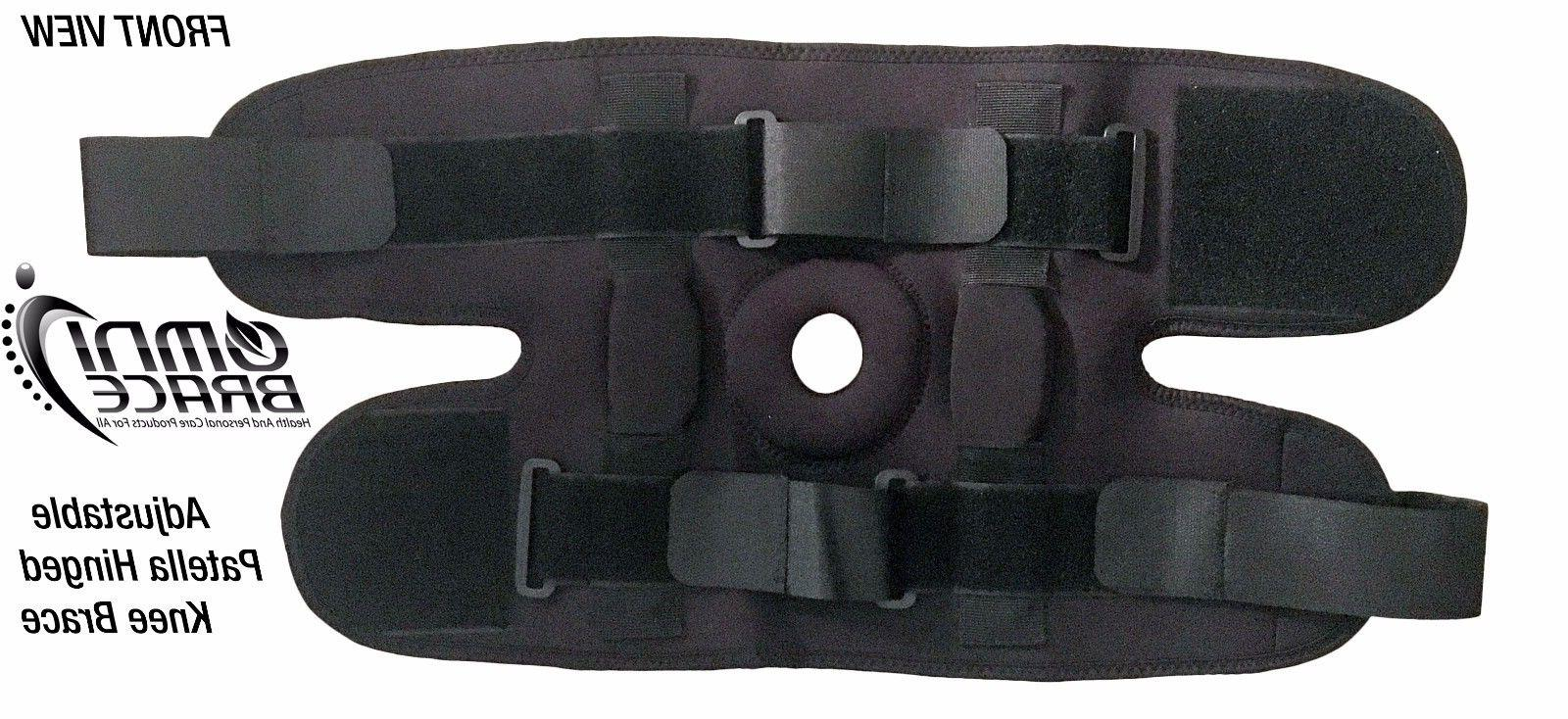OmniBrace-Adjustable Patella Knee Brace M 4XL