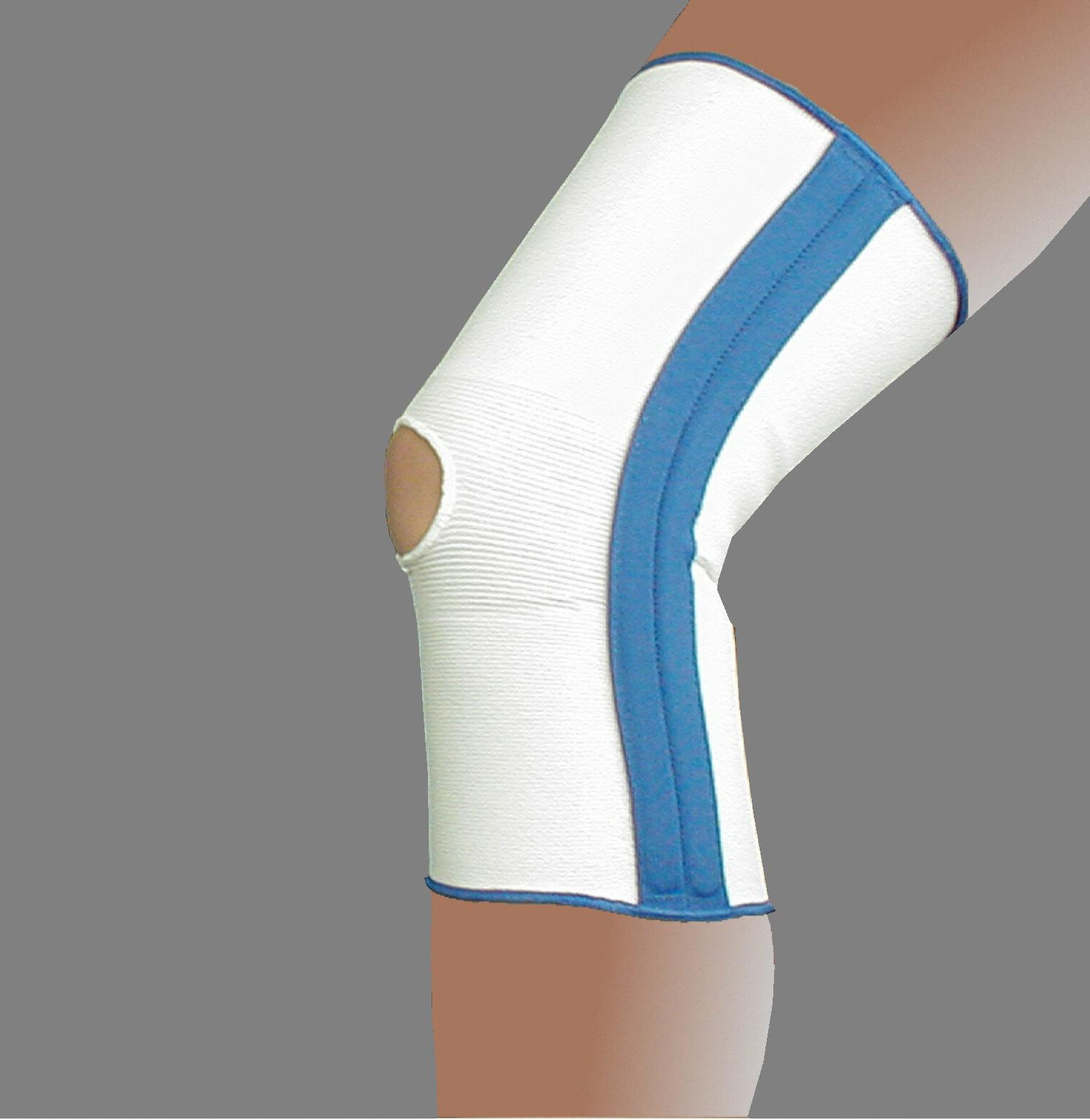 Alpha Medical Compression Knee With Open