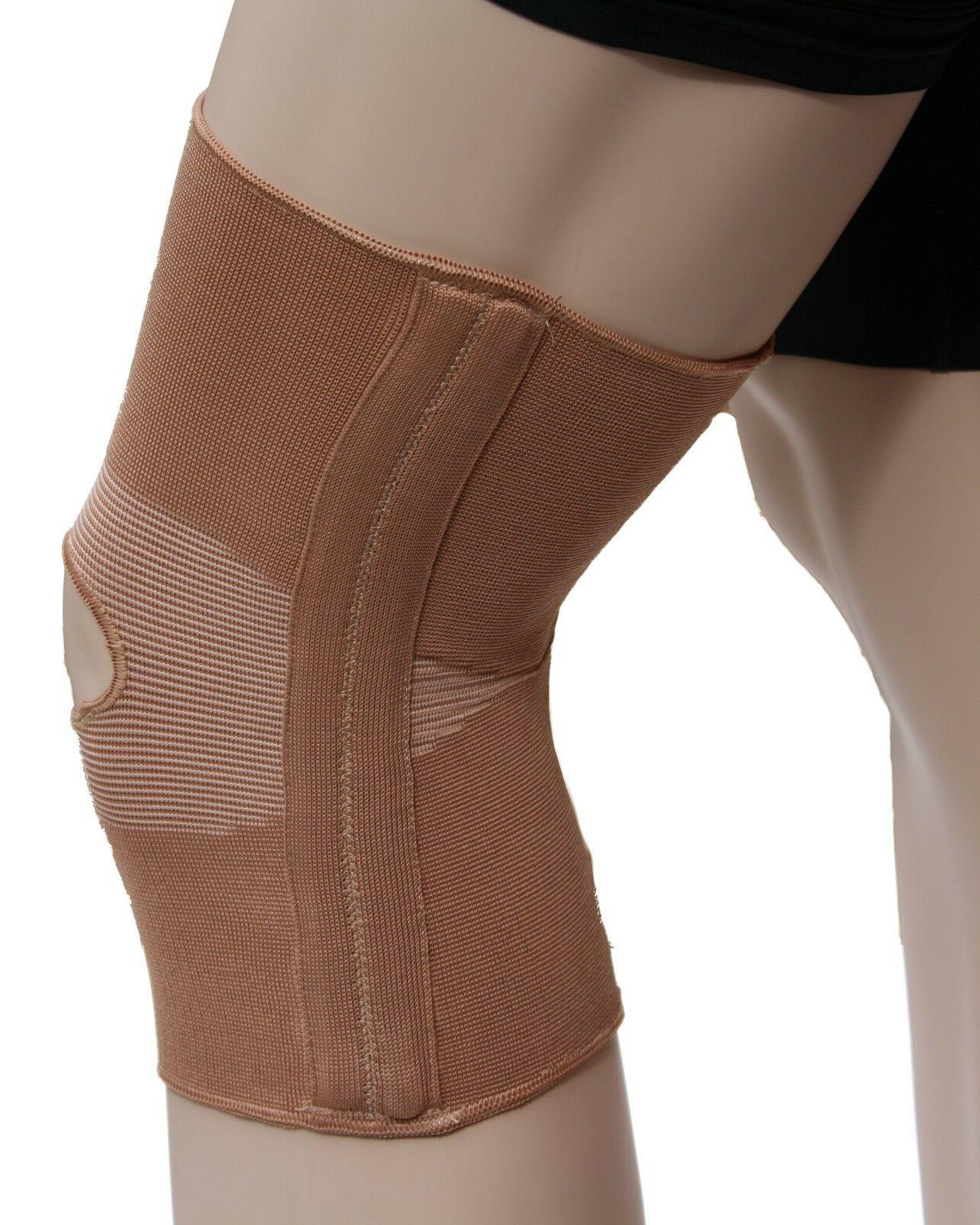 alpha medical dual stay compression support knee
