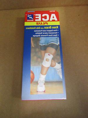 "qty 2  ACE  Ankle Brace 207300 SIZE: SMALL  fits 7"" to 8""  F"