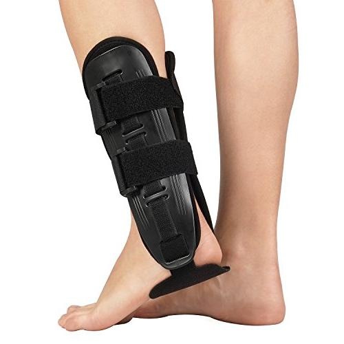 Soles Ankle with Adjustable Pad