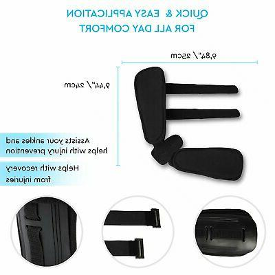 Soles Ankle Brace with Adjustable Pad