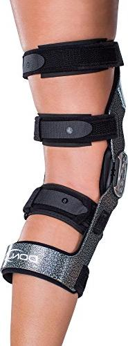 DonJoy Knee Brace with Standard Length, Left Leg,