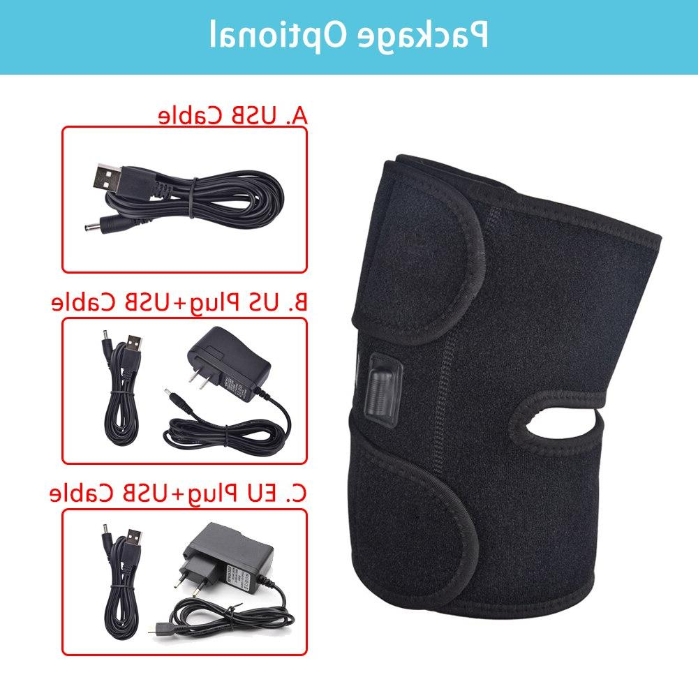 AGDOAD <font><b>Brace</b></font> Infrared Therapy Kneepad Joint Pain Rehabilitation